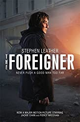 The Foreigner: the bestselling thriller now starring Pierce Brosnan and Jackie Chan