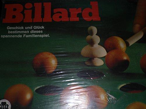 Billard - Brettspiel