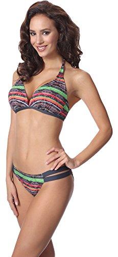 Antie Damen Bikini Set 7R1S3L31 2017 Muster(1708)