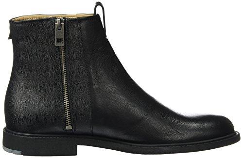 BOSS Orange Herren Cultroot_zipb_ltwsgr 10201428 01 Klassische Stiefel Schwarz (Black)