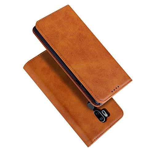Radoo LG G7 Hülle, Premium PU Leder Handyhülle Klappetui Flip Cover Tasche Etui Brieftasche...