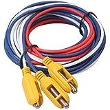TOOGOO 1.5M/ 2.5M/3.5M (Un Grupo De 3 Colores) Controlador De Nivel De Agua, Controlador De Nivel Tres Sonda Cabeza Del Sensor De Inducción De Control De Nivel De Agua Del Tanque