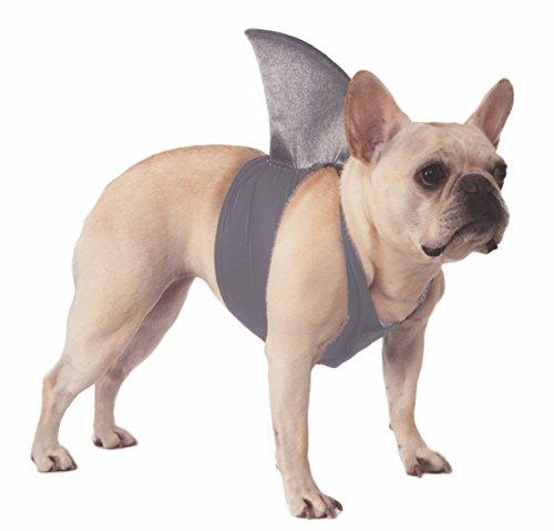 Rubies Costume Shark Fin Hund Kostüm