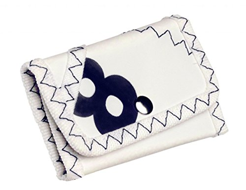 Trend Marine Schlüsseletui Sea Key Pouch, Farbe:Weiß / Marineblau