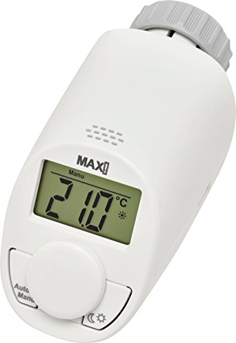 Max Heizkörperthermostat Basic, 142016A1 (Funk-wand-thermostat)