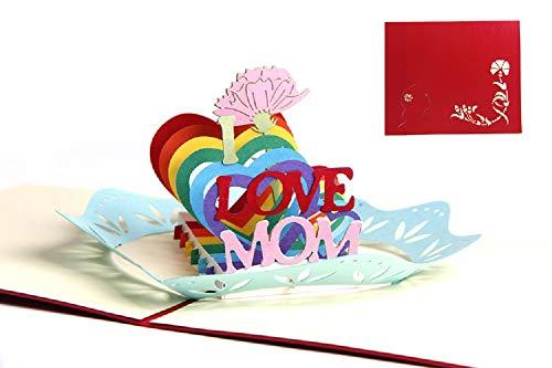 5. Deesos - Postal Día de la Madre en 3D