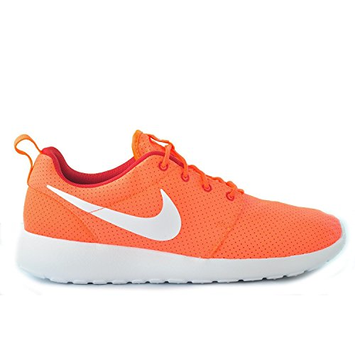 Nike 511881-816 Rosherun One Mens Sneakers NIKEHYPER Crimson White Gym RedM (Schuhe Loafer Signature)