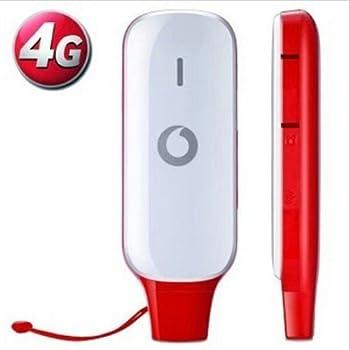 Vodafone K5150 150M 4G LTE USB Surfstick ohne Simlock, Rot und Weiss