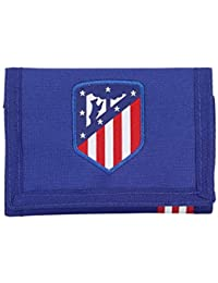 """Atletico De Madrid Atlético de Madrid """"In Blue"""" Oficial Cartera Billetera"""