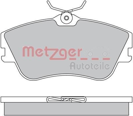 Metzger Bremsbeläge