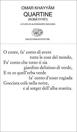 Quartine (Collezione di poesia Vol. 150) (Italian Edition) eBook ...