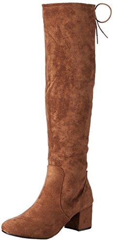Another Pair of Shoes Damen LynnE1 Langschaft Stiefel, Braun (COGNAC1606), 38 EU
