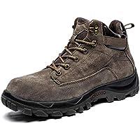 HUALQ D7010 Zapatos De Senderismo De Otoño E Invierno Zapatos De Algodón para Hombres Deportes Al Aire Libre Y De Ocio Zapatos De Viaje para Hombres Zapatos para Caminar
