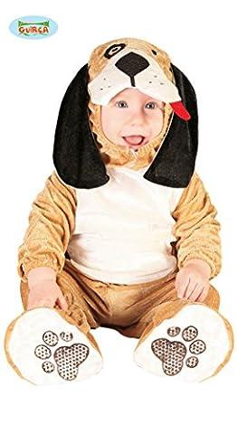 Baby Hund - Kostüm für Kinder Gr. 86-98, Größe:92/98 (Hündchen-kostüm Für Kleinkind)