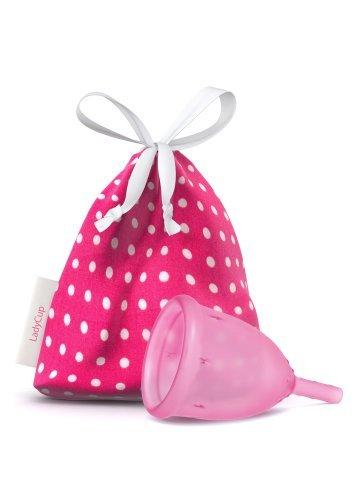 LadyCup Pink S(mall) Menstruationstasse klein