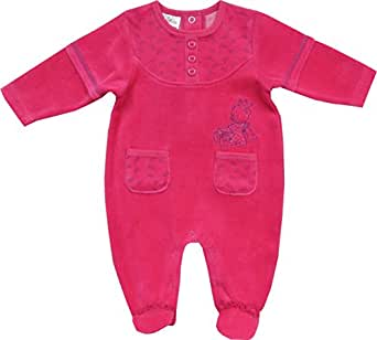 Schnizler Baby-Mädchen Nicki Schlafanzug Prinzessin