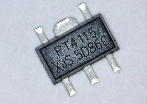 Preisvergleich Produktbild 10 x PT4115 Step-Down-LED-Leistungstreiber