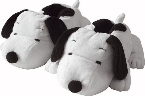 Unitedlabels - 0199381 - Slipper Snoopy 3D - Größe S - Größe 35/37 - Peanuts