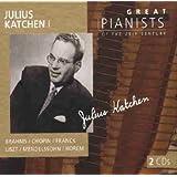 Die großen Pianisten des 20. Jahrhunderts - Julius Katchen