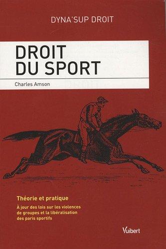 Droit du sport par Charles Amson