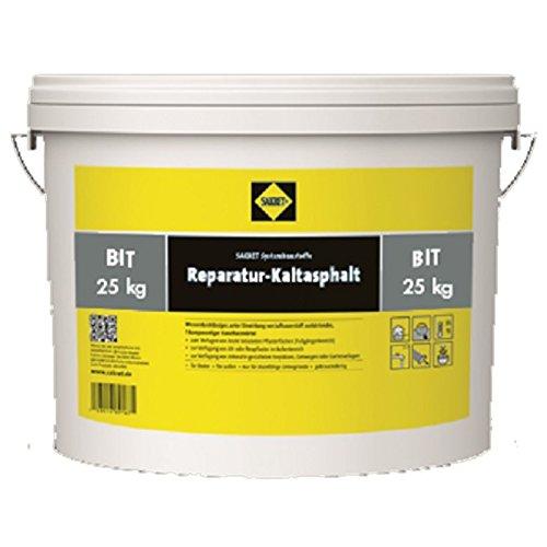 Reparatur-Asphalt breit x