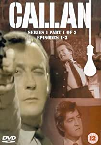 Callan - Series 1 Episodes 1-3 [DVD] [1967]