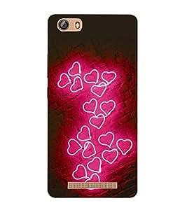 PrintVisa Designer Back Case Cover for Gionee Marathon M5 lite (Painitings Watch Cute Fashion Laptop Bluetooth )