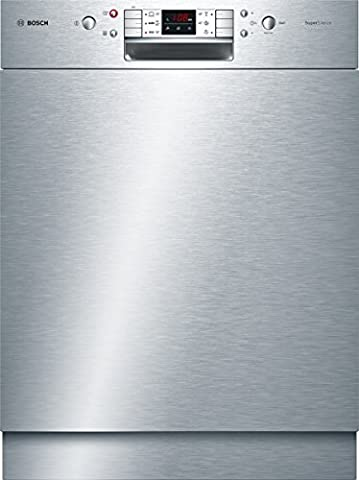 Bosch SMU68N25EU Serie 6 Unterbaugeschirrspüler / A++ / 266 kWh / 14 MGD / ActiveWater Technologie /