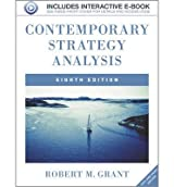 Contemporary Strategy Analysis: Text and Cases Edition SIM Set