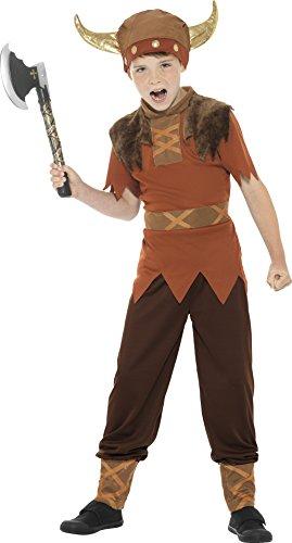 -Kostüm für Jungen, Wikingerzeit (Wikinger Kostüme Für Jungen)
