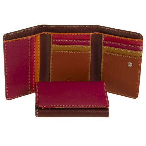 mywalit-designer-12cm-leather-medium-trifold-wallet-purse-gift-boxed-106-berry-blast