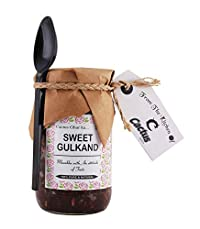 Cactus Homemade Sweet Gulkand with Honey 900 gm