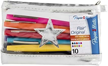 Papermate Flair Original Stylo Feutre - Assortiment -
