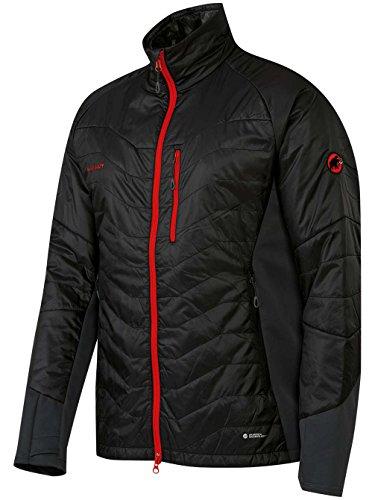 Mammut Foraker Advanced IN Jacket Men Größe XL black graphite (Männer Mammut Jacke)