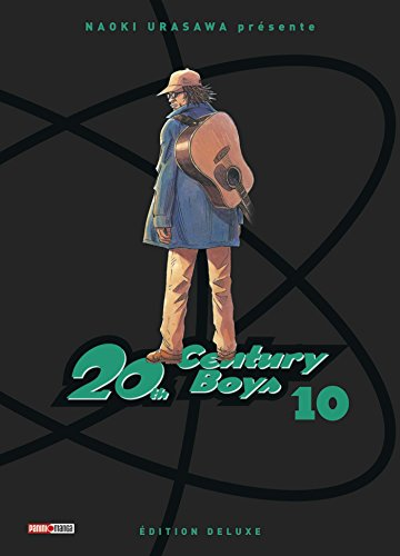 20th Century Boys Edition Deluxe Tome 10
