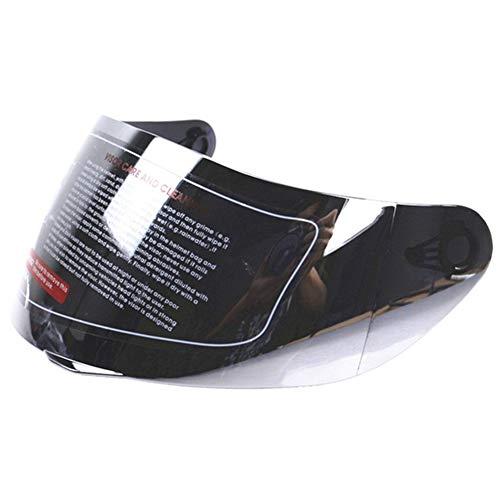 NANAD Visera para Casco de Motocicleta, antiarañazos, con protección UV para Casco...