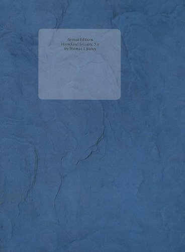 Homeland Security (Annual Editions: Homeland Security)