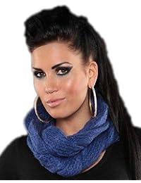 Fashion Schlauchschal Loop Schal Halstuch in verschiedenen Desings und Farben