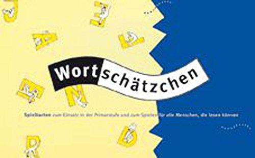 Wortschätzchen: Spielkarten zum Einsatz in der Primarstufe und zum Spielen für alle Menschen, die lesen können (1. bis 4. Klasse) (Spiele Der Lesen Klasse 1.)