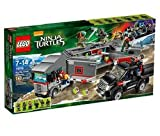LEGO Teenage Mutant Ninja Turtles - Groß Rigg Show Getaway - 79116 (LEGO Teenage Mutant Ninja Turtles 5702015126625)