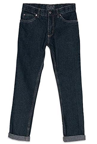 GATO NEGRO 5-pocket-Jeans - verstellbarer Bund (bis Gr. 152) Jungen,Kinder,Jeans,Hose,lang,Stretch,schick