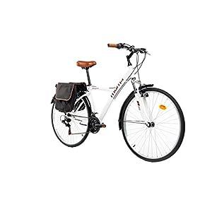 "41BKHDMB1rL. SS300 Moma Bikes Hybrid, Ruota da 28"", Bicicletta Unisex - Adulto"