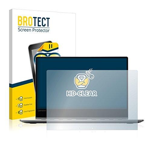 BROTECT HD Clear Bildschirmschutz Schutzfolie für Lenovo Yoga 910 (kristallklar, extrem Kratzfest, schmutzabweisend)