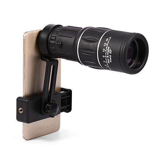 Eboxer Telescopio Monocular 16x Zoom Focus Preciso