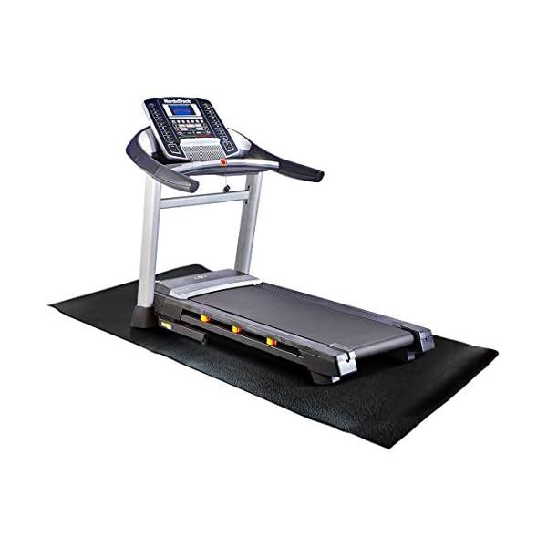 Fitness Attrezzatura ed Esercizio Tappetino Antiscivolo Antiurto Protezione del Pavimento Tappetino per Tapis roulant… 5 spesavip