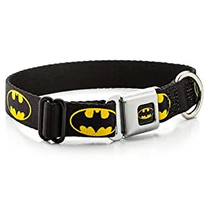 collier batman ceinture de s curit boucle chien high tech. Black Bedroom Furniture Sets. Home Design Ideas