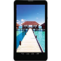 Datawind 7SC* Tablet (7 inch, 4GB, Wi-Fi+3G+Voice Calling), Black
