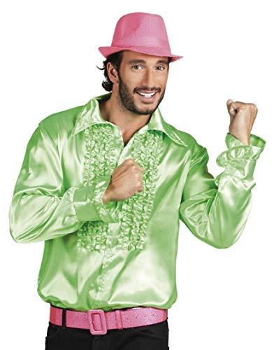 Boland Camicia, Colore Verde Lime, 2124