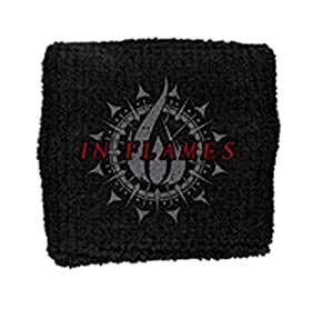 In Flames - Wristband Flame (in One Size)