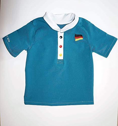 Deutschland-Polo-Shirt   Jungen   viele Farben